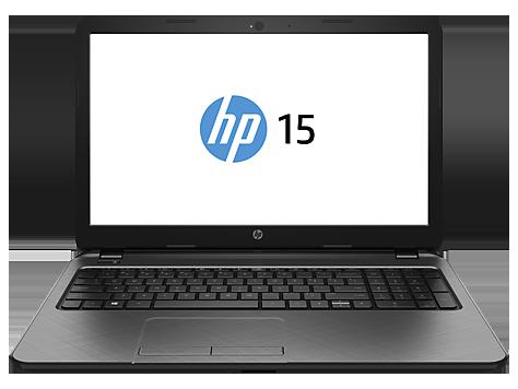 Notebook HP - 15-r203np (ENERGY STAR)