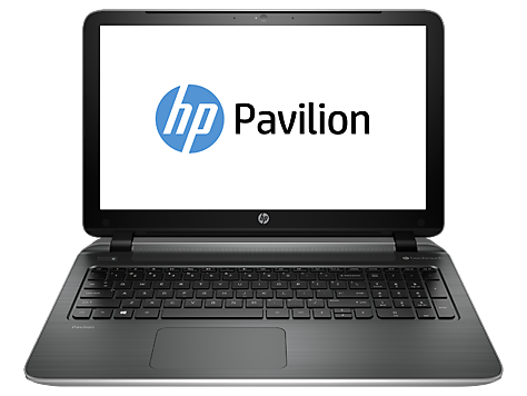 Notebook HP Pavilion serie 15-p000