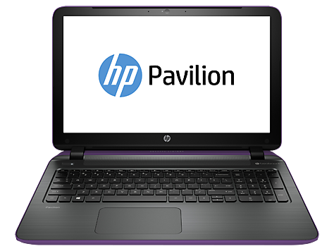 Serie notebook HP Pavilion 15-p100