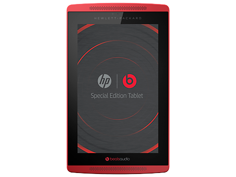 Tablette HP Slate 7 Beats Special Edition