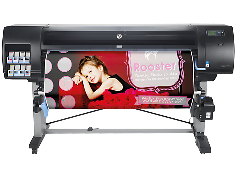 מדפסת HP DesignJet Z6800 Photo Production