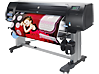 HP DesignJet Z6800 60-in Photo Production Printer with Encrypted Hard Disk
