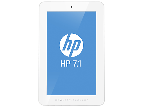 HP 7,1, surfplatta
