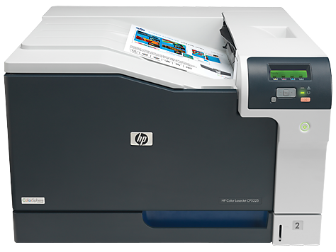 HP Color LaserJet Professional CP5225 印表機系列