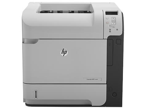 סדרת מדפסות HP LaserJet Enterprise 600 M601
