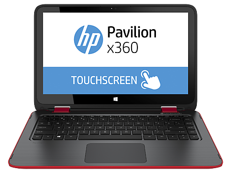 HP Pavilion 13-a000 x360 konvertibel PC