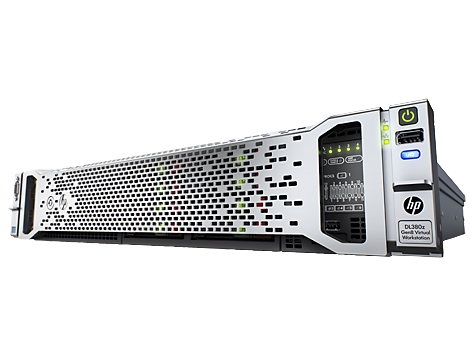 HP DL380z Gen8 Virtual Workstation