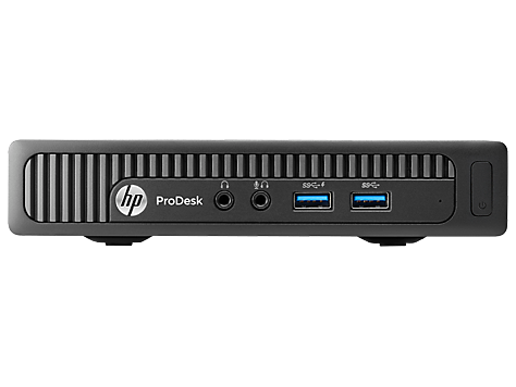 HP ProDesk 600 G1 desktop mini-pc
