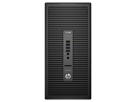 HP EliteDesk 705 G1 microtower pc