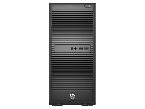 HP 406 G1 Microtower PC