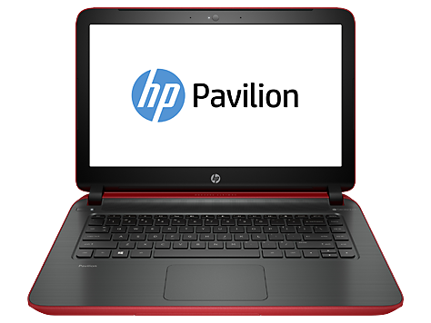 HP Pavilion Notebook - 14-v241tx