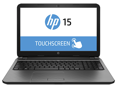 Notebook TouchSmart HP 15-g200