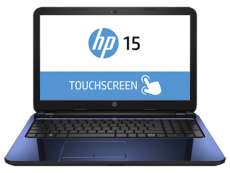 PC Notebook HP serie TouchSmart 15-g100