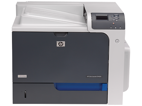 מדפסת מסדרת HP LaserJet Enterprise CP4025