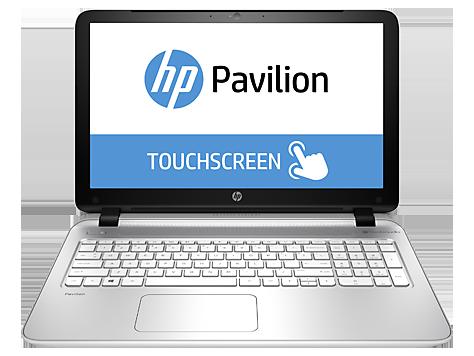 Notebook HP Pavilion - 15-p204la (táctil) (ENERGY STAR)