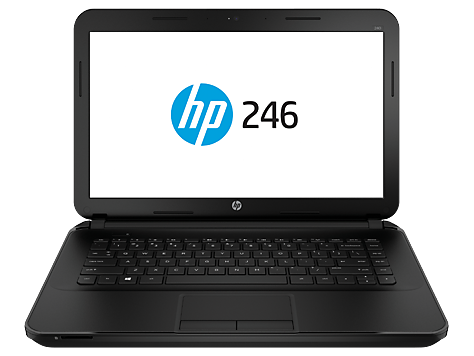 HP 246 G3 notebook-pc