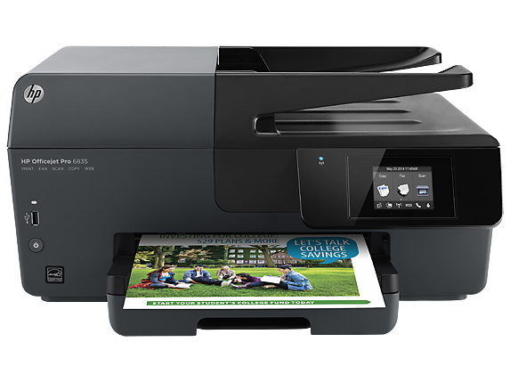 HP 6835 PRINTER DRIVERS FOR WINDOWS MAC