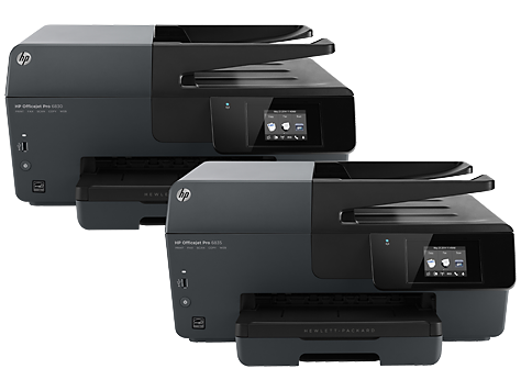 МФП серии HP Officejet Pro 6830 e-All-in-One