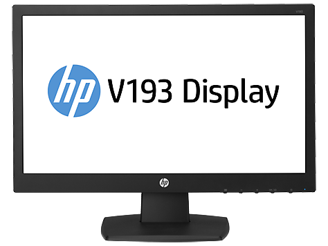 HP V193 18,5-inch LED-backlit monitor