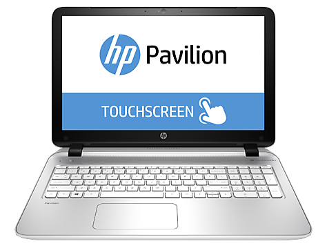 Notebook HP Pavilion 15-p200 (Touch)