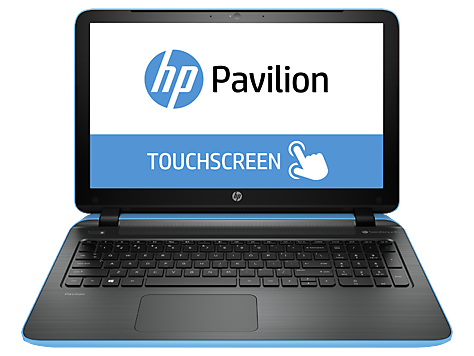 PC Notebook HP Pavilion 15-p200 (táctil)