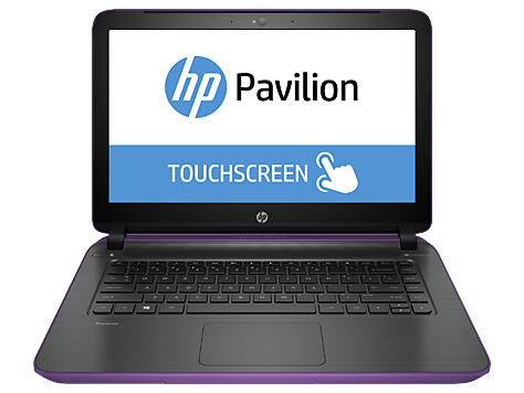 Ordinateur portable HP Pavilion 14-v200 (tactile)