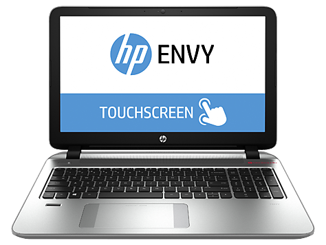 Notebook HP ENVY 15-k200 (Touch)