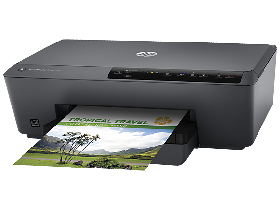 HP OfficeJet Pro 6230 ePrinter - Left