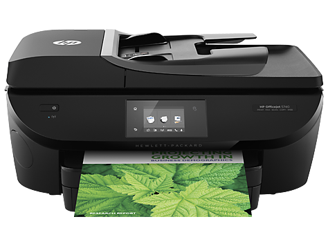 hp officejet 5740 e all in one printer user guides hp customer rh support hp com HP Deskjet 5740 Ink hp officejet 5740 user manual