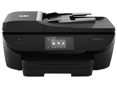 HP OfficeJet 5742 e-All-in-One Printer
