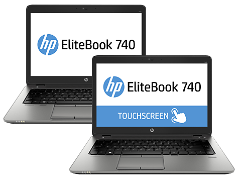 HP EliteBook 740 G1 bærbar pc
