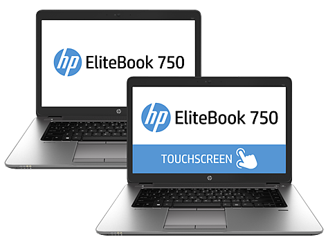HP EliteBook 750 G1 bærbar pc
