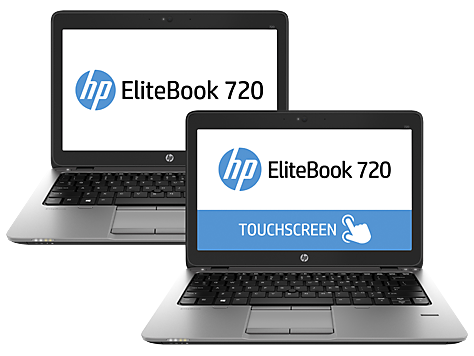 מחשב נייד HP EliteBook 720 G1‎