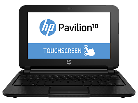 Serie de PC Notebook HP Pavilion 10 TouchSmart 10-f100