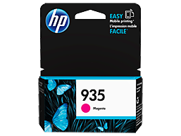 HP 935 Magenta Original Ink Cartridge