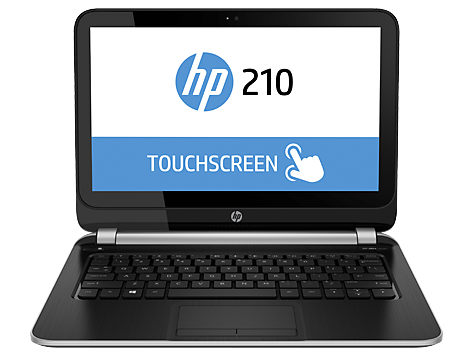 HP 210 G1 notebook