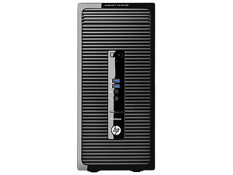 HP ProDesk 480 G2 microtower pc