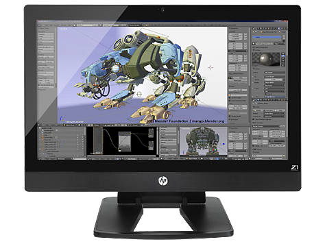 HP Z1 All-in-One G2 Workstation
