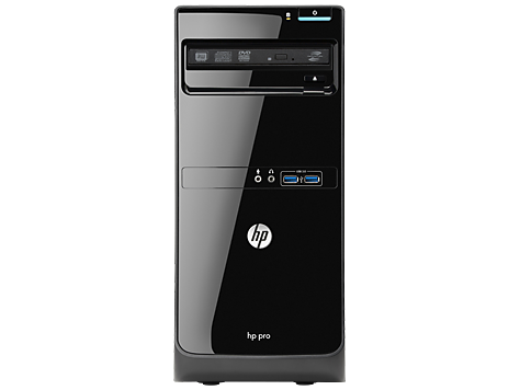 HP Pro 3500 G2 Microtower PC