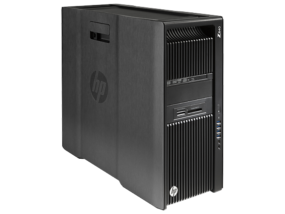HP Z840 Workstation - Dual Xeon for Pro Rendering - Right