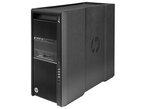 HP Z840 Workstation - Left