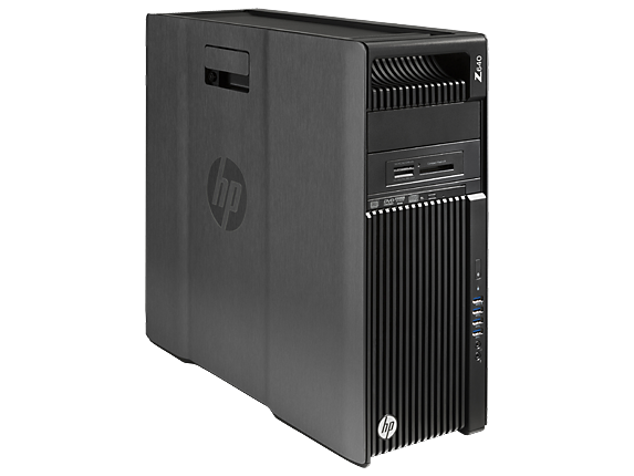 HP Z640 Workstation - Right