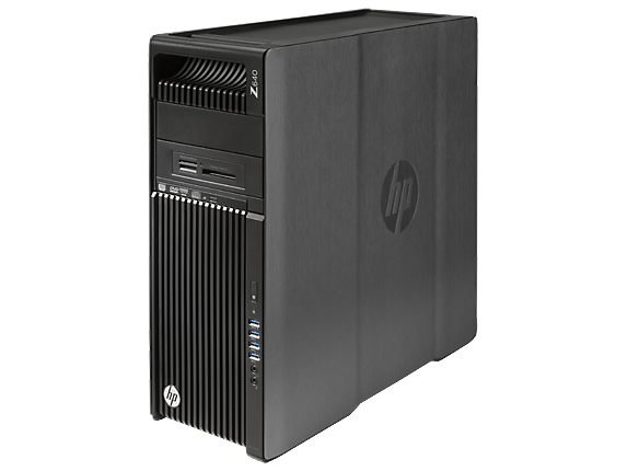 HP Z640 Workstation - Left