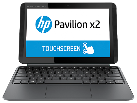 Ordinateur détachable HP Pavilion 10-k000 x2