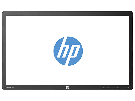 Monitor HP ProDisplay P231 23-inch LED Backlit --Head Only