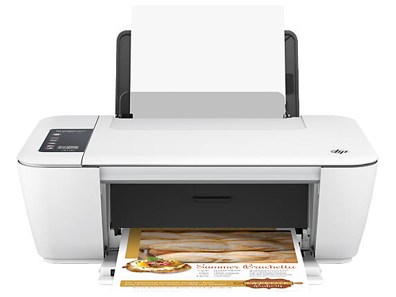 HP Deskjet 2543 All-in-One Printer - Center