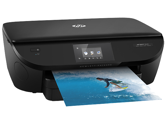 HP ENVY 5640 e-All-in-One Printer - Right