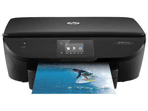 HP ENVY 5640 e-All-in-One Printer series