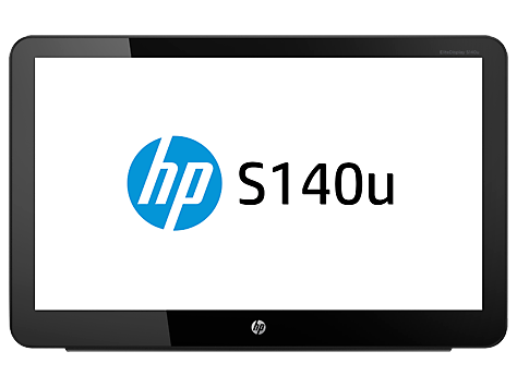 HP EliteDisplay S140u 14-inch draagbare USB monitor