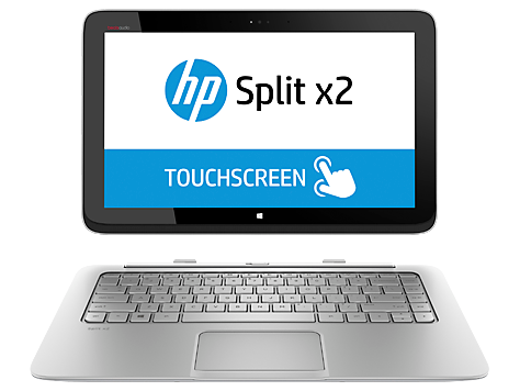 PC HP Split 13-f000 x2